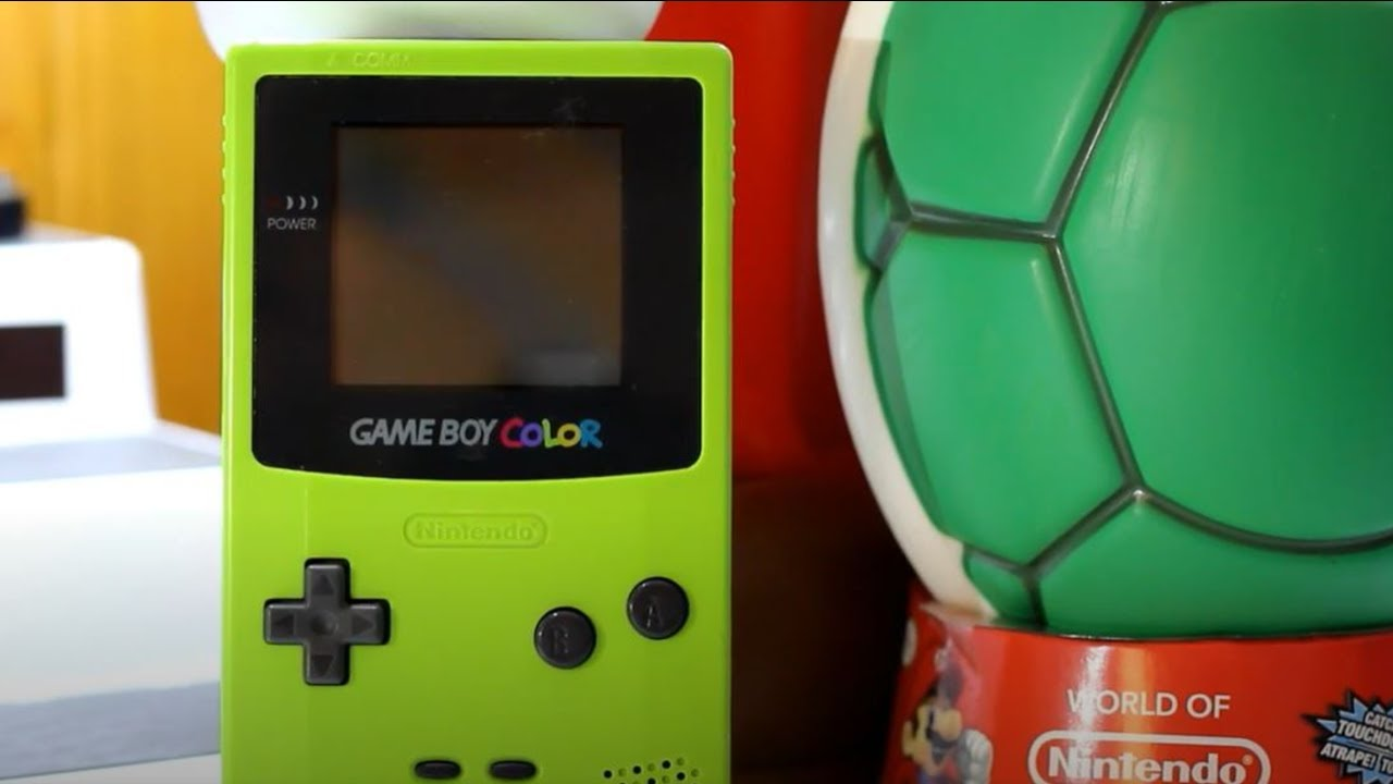 Gameboy color kijiji - Is The Gameboy Color Worth It In 2017