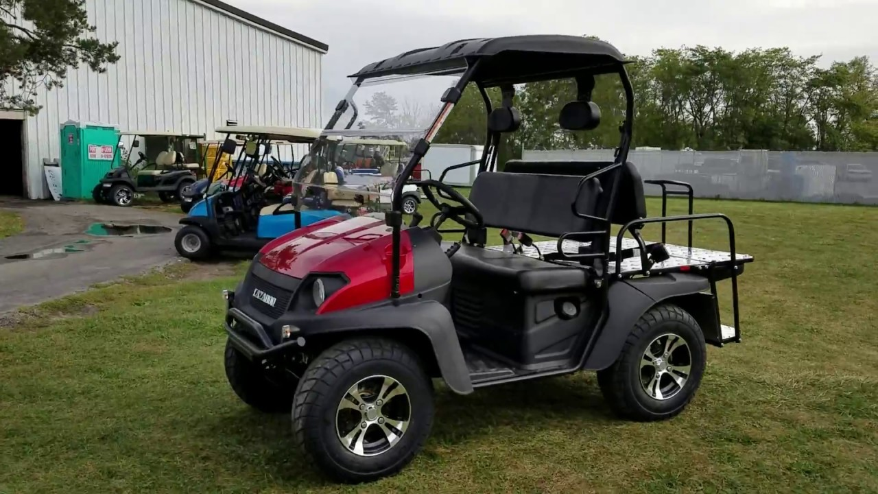 GVX GOLF CART UTV HYBRID GAS UTILITY CART FOR SALE FROM SAFERWHOLESALE COM
