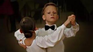 Бальные танцы, Танцуют Дети