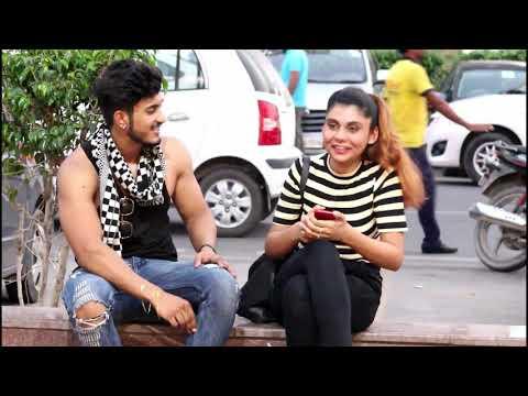 Showing Finger🖕 to Cute Girls's || Sam Khan