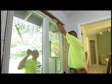 Infinity® by Marvin Windows Installation Process - YouTube