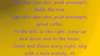 Agadoo - Black Lace Lyrics