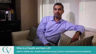 What is a Facelift and Neck Lift   Carmel Valley Facial Plastic Surgery   San Diego   Amir Karam