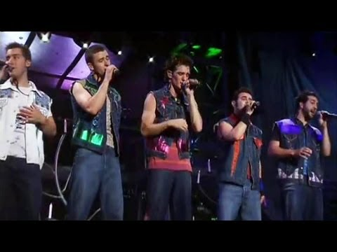 N Sync  This I Promise You  at PopOdyssey Tour 2001 HD