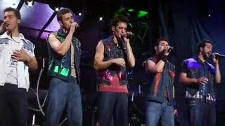 n sync this i promise you live at popodyssey tour 2001 hd