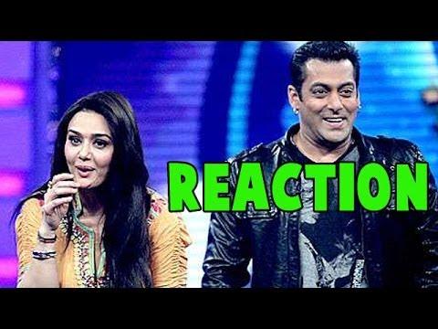 Salman Khan's REACTION on Preity Zinta - Ness Wadia's case | Bollywood News