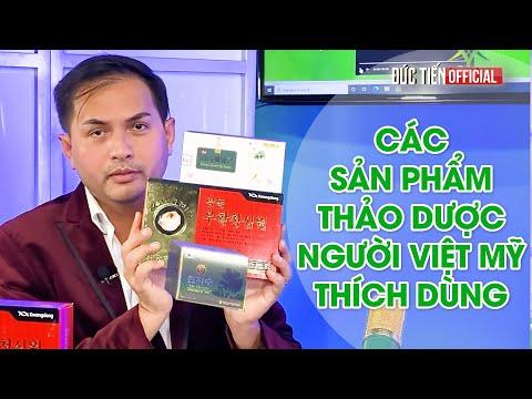 Người Việt ở Mỹ dùng sản phẩm gì để vượt qua đại dịch ? Duc Tien Official