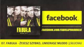 Fabuła - Nieodwracalne | Prod. Poszwixxx | AUDIO HQ (2011)