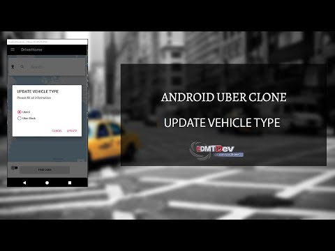 Android Uber Clone - Part 35 Rider load Driver based on vehicle type