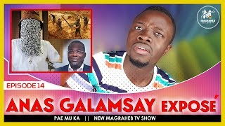 ANAS latest Galamsay Exposé Explained || Pae Mu Ka (Magraheb TV)