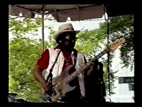 Aron Burton - Chicago Blues Festival - Part 1 (1997)