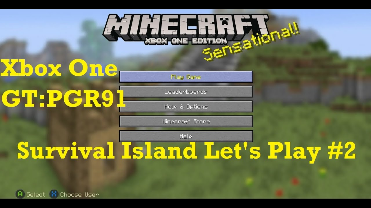 how to play minecraft on xbox one with a keyboard