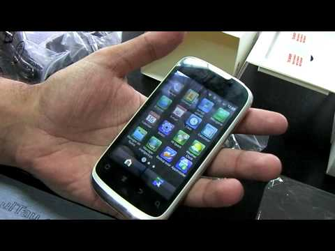 Huawei U8650 Sonic review HD ( in ROmana ) - www.TelefonulTau.eu -