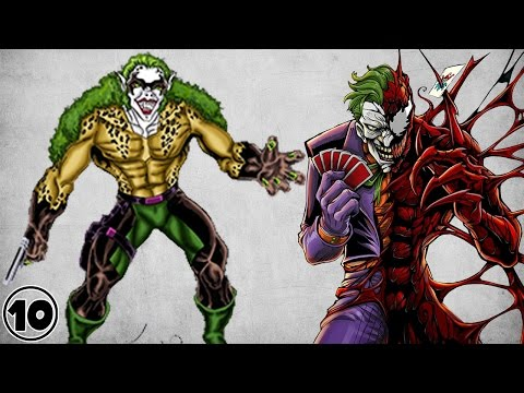 Top 10 Alternate Versions Of The Joker - Part 3
