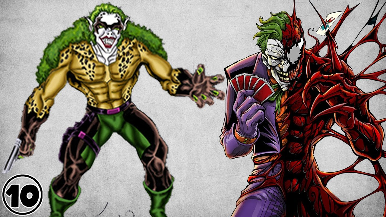 Top 10 alternate versions of the joker part 3 youtube Top 10 unique watches