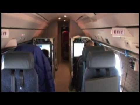 NSF/NCAR Gulfstream V :: Atmospheric Research Platform