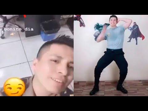 Policía Graba Trasero De Compañera Y Difunde Video