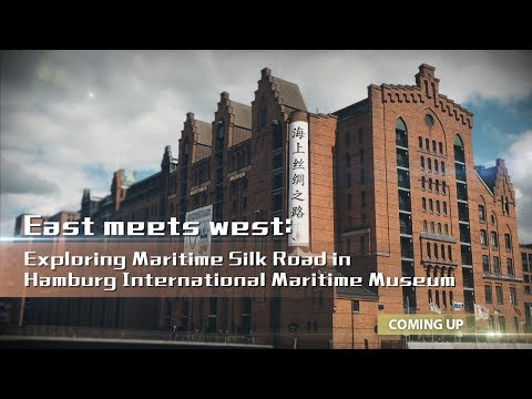Live: 'East meets West': Exploring Maritime Silk Road in Hamburg