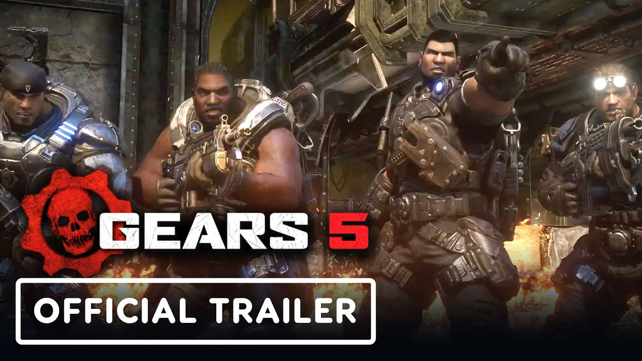 Gears 5: Operation 4 - Official Reveal Trailer thumbnail
