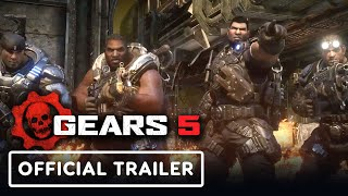 Gears 5: Operation 4 - Official Reveal Trailer