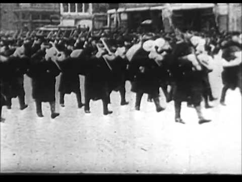 Spanish American War Veterans Return (1898)