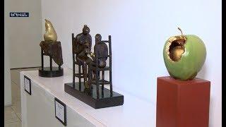 Մ  Տարագճյանի անհատական ցուցահանդեսը ժամանակակից արվեստի թանգարանում