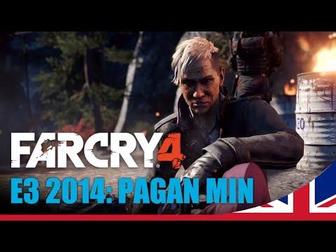 Pagan Min Nemesis Reveal E3 2014 - Far Cry 4 [UK]