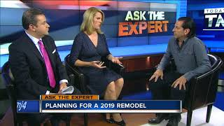 Ask the Expert: Planning for a 2019 remodel
