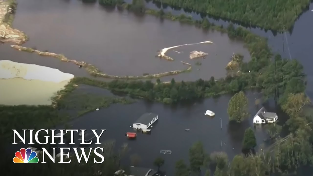 north carolina homeowners without flood insurance face financial risk nbc nightly news youtube. Black Bedroom Furniture Sets. Home Design Ideas