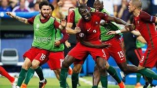 Португалия Франция  обзор матча ФИНАЛ Евро 2016 Гол Эдера Portugal France review of the match(Португалия Франция обзор матча ФИНАЛ Евро 2016 Гол Эдера Portugal France review of match., 2016-07-10T21:57:30.000Z)