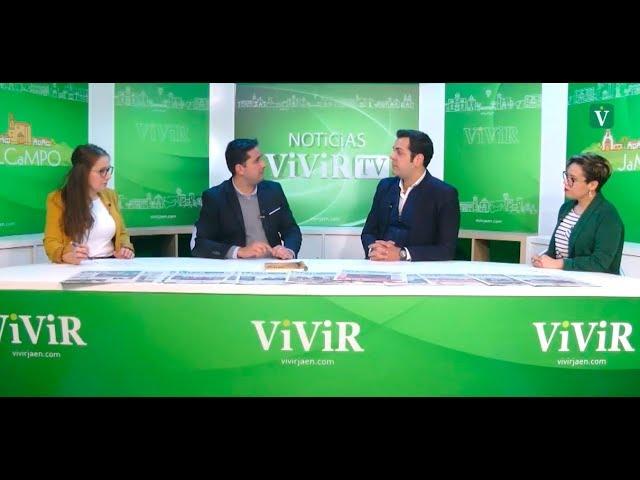 VIVIR EN CONEXIÓN || Esta semana entrevistamos a Juan Diego Requena, presidente del PP en Jaén