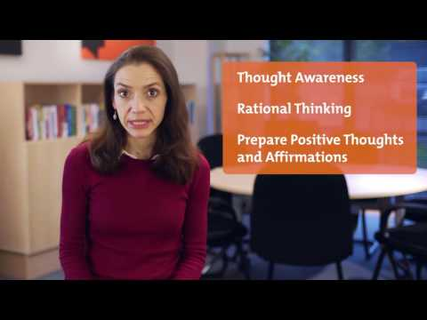 Thought Awareness, Rational Thinking and Positive Thinking