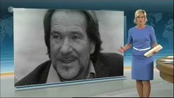 Götz George ist tot  -  ZDF heute-Journal