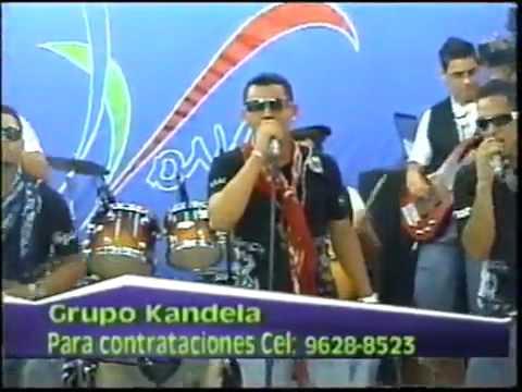 Agua blanca sur grupo kandela youtube for Blanca romero grupo musical