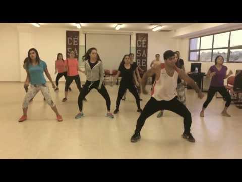 Daddy Yankee Hula Hoop Choreography Elyseu Araujo Zumba®