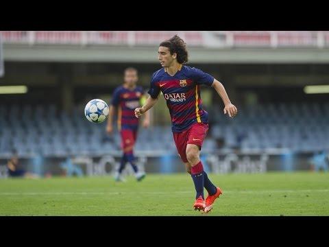 Marc Cucurella 2015/2016 ● Barcelona Juvenil A