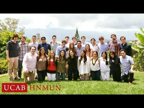 UCAB HNMUN - Universidad Católica Andrés Bello - Language Experience - www.experienciaidiomas.com