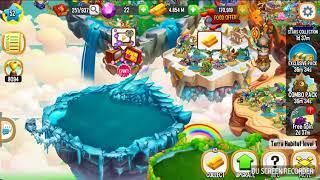 ✔️ Kanguru Xinh Đẹp Dragon City HNT chơi game Nông Trại Rồng HNT Channel New 443