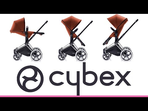 Cybex Priam Carrycot To 2 In 1 Light Seat Store Demo Direct2mum