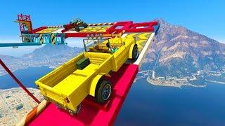 IMPOSIBLE!!! ME DESESPERO! - CARRERA GTA V ONLINE - GTA 5 ONLINE