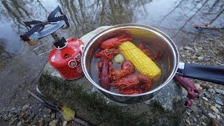 Catch and Cook Crawfish Boil at the Creek Solo