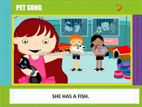 Pet Songs
