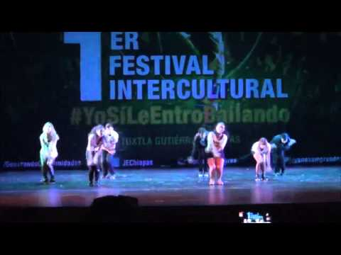 Estudio Club Anthrax - 1R Festival Intercultural