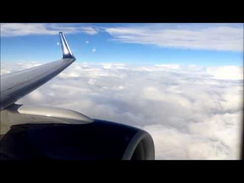 Delta 757-200 - Los Angeles to Salt Lake City - Takeoff and Landing