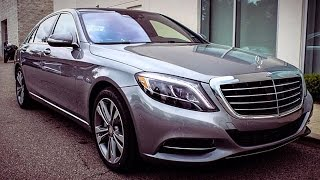 2015 Mercedes Benz S550 Full Review, Interior, Exterior, Lights, Engine