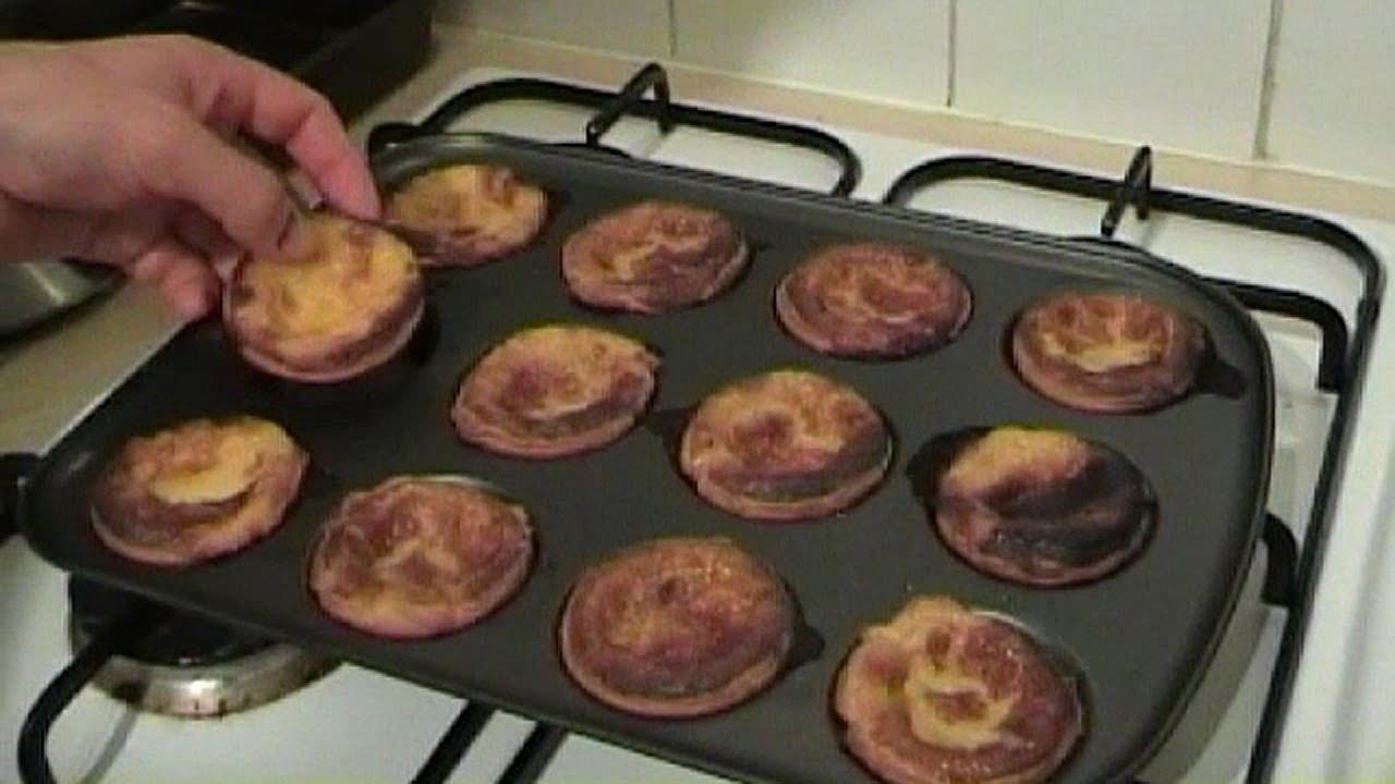 how to make premade custard tarts