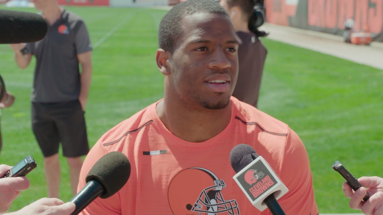 newest 44d99 bdc49 Nick Chubb: I can be that guy | Cleveland Browns