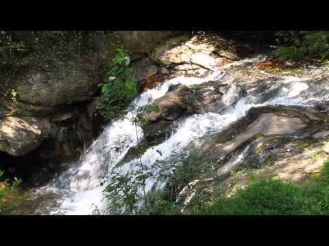 waterfall young harris ga august  2013