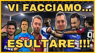 CONSIGLI FANTACALCIO 8ª GIORNATA Serie A...SI RIPARTE DAI + 3!