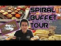 SPIRAL BUFFET TOUR | SOFITEL 🤤👍🏼